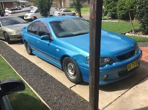 2005 model ford xr6 Bligh Park Hawkesbury Area Preview