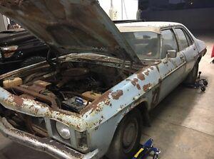 Hz kingswood SL ex cop car v8 253 Para Hills West Salisbury Area Preview