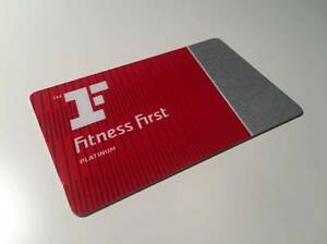 Platinum Fitness First Membership Milsons Point North Sydney Area Preview