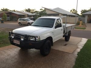 2005 Ford Courier 4WD Farrar Palmerston Area Preview
