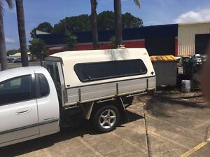 Falcon ute canopy Tuncurry Great Lakes Area Preview