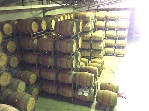 Wine barrel halves  Flower pot   FREE DELIVERY ❗️ Ballajura Swan Area Preview