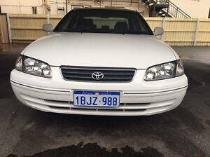 Toyota camry with extremely low mileage Crawley Nedlands Area Preview