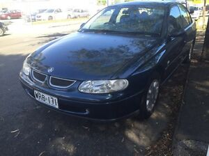 Holden Commodore VT series 2auto air, new starter motor, radiator, key Hectorville Campbelltown Area Preview