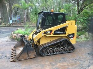 POSI TRACK, TIPPERS, EXCAVATOR's & MINI LOADER's North Maclean Logan Area Preview