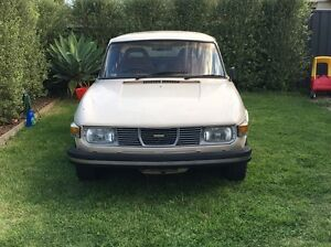 1976 Saab 99 GL (serviced and running) plus 1978 GLE donor shell Jacana Hume Area Preview
