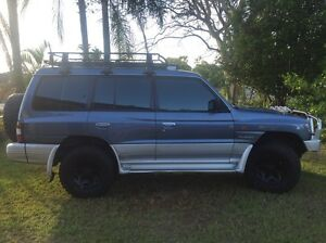 Pajero NL 1999 Mermaid Waters Gold Coast City Preview