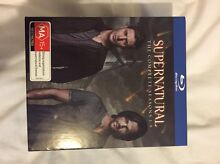 Supernatural Blu Ray 1-9 Ferntree Gully Knox Area Preview