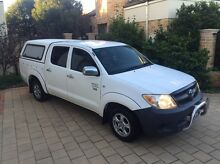 2005 Toyota Hilux Dual Cab 2.7 VVTI Workmate Yokine Stirling Area Preview