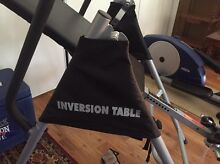 Inversion table Dakabin Pine Rivers Area Preview