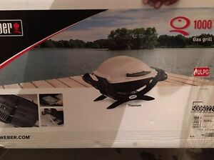 New Weber Baby Q Q1000 BBQ ****0224 Westmead Parramatta Area Preview