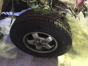 275/75/16 tyres   Yokohama  discovery 2 4wd Redbank Plains Ipswich City Preview
