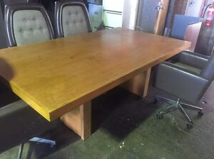 Table board room or meeting. Artist etc Asquith Hornsby Area Preview