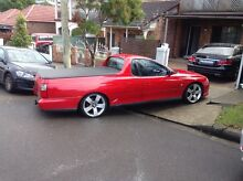 2003 Holden sv6 auto ute rego until next year Marrickville Marrickville Area Preview