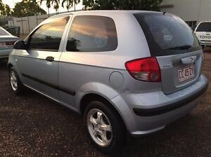 2003 Hyundai Getz AUTO, cold air, low ks, NT rego rwc Berrimah Darwin City Preview