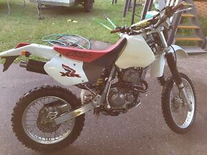 Honda xr400 Maryland Newcastle Area Preview