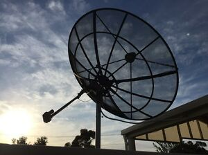 Satellite dish Woodville South Charles Sturt Area Preview