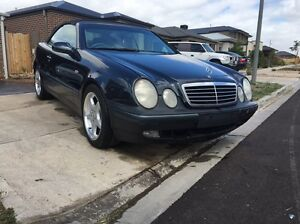 1999 Mercedes Benz CLK230 Kompressor REASONABLE OFFERS CONSIDERED Epping Whittlesea Area Preview