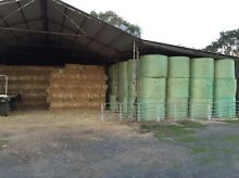 OAT / RYE & TRITICALE HAY FOR SALE Strathalbyn Alexandrina Area Preview