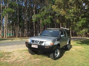 2004 D22 Nissan Navara Str Merrimac Gold Coast City Preview