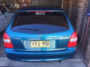 98 Mazda 323 Atsina Warners Bay Lake Macquarie Area Preview