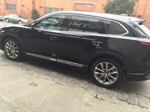 "20"" OEM Mazda Azami CX-9 rims with tyres South Melbourne Port Phillip Preview"