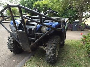 Yamaha grizzly 700 2009 model Pitt Town Hawkesbury Area Preview