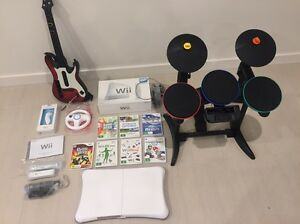 Nintendo Wii Fit Drum Kit Glengowrie Marion Area Preview