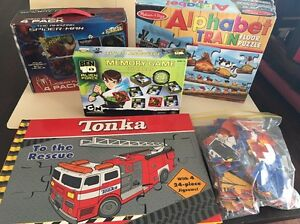 Kids puzzles and memory games Eatons Hill Pine Rivers Area Preview