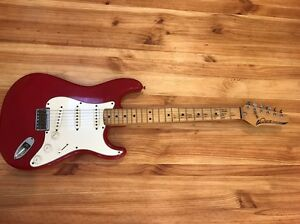 Vintage Cimar Electric Guitar (MIJ) Beaconsfield Fremantle Area Preview
