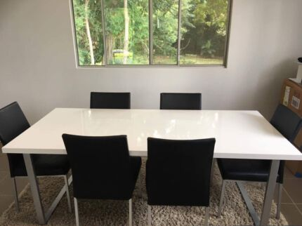 Wanted 6 Seater Dining Table Coffee