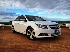 For Sale - 2010 Holden Cruze CDX JG Auto Attadale Melville Area Preview
