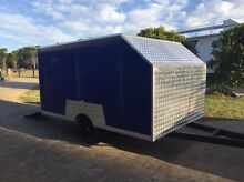 Enclosed Bike trailer McGraths Hill Hawkesbury Area Preview