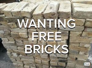 WANTED: FREE BRICKS Broadmeadow Newcastle Area Preview