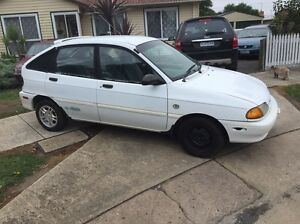 Ford festiva Colac Colac-Otway Area Preview