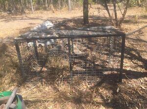 Hunting cage Darwin CBD Darwin City Preview