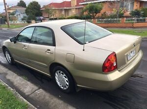 2004 MITSUBISHI MAGNA REGO AND BOOKS Reservoir Darebin Area Preview