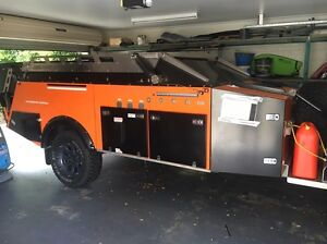 Mirage camper trailer Mountain Creek Maroochydore Area Preview