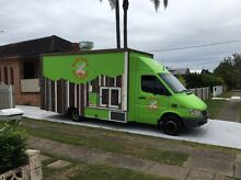 FOOD TRUCK fully fitted ready to go West End Brisbane South West Preview