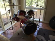 5 piece Tama Superstar drum kit Box Hill South Whitehorse Area Preview