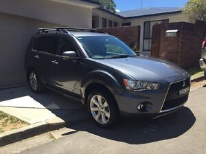 2011 Mitsubishi Outlander XLS auto 4x4 (MY11)  private seller Yarrawarrah Sutherland Area Preview
