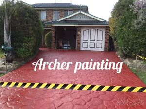 Roof and driveway painting and cleaning, fast free quote Hurstville Hurstville Area Preview