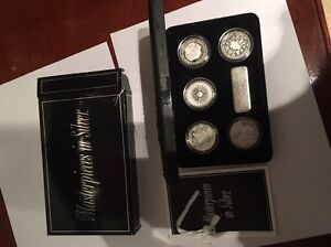 1989 Masterpieces in 5x 50c Silver proof set Darch Wanneroo Area Preview