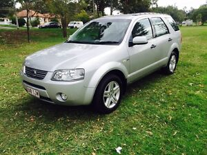 Quick sale 2004 Ford territory Ghia 7seats(trade ins welcome) Moorooka Brisbane South West Preview