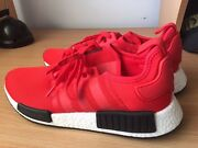 Adidas NMD red red black US10.5 Oakden Port Adelaide Area Preview