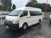 Mini van for hire family owned and operated Burleigh Waters Gold Coast South Preview