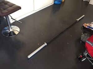 ATX Olympic Barbell 20kg plus collars *make an offer* Bankstown Bankstown Area Preview