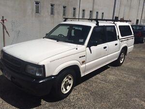 Mazda bravo dual cab/fuel Elwood Port Phillip Preview