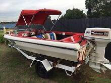 Pride Playmate 15ft Runabout / Fishing Boat Rosebud West Mornington Peninsula Preview