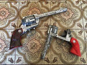 Vintage Toy Western Cap Guns Melrose Park Mitcham Area Preview